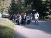 Ankunft im Berner Feriensportlager