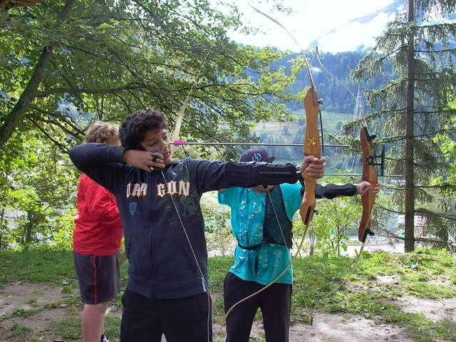 Zielen Und Schießen